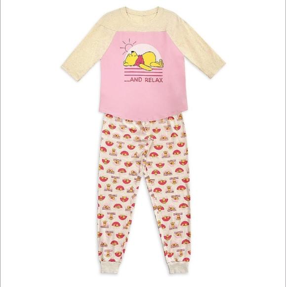 Winnie the Pooh Sleep Set